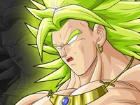 wallpaper Broly
