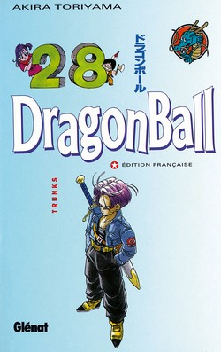 Dragon Ball tome 28 Trunks