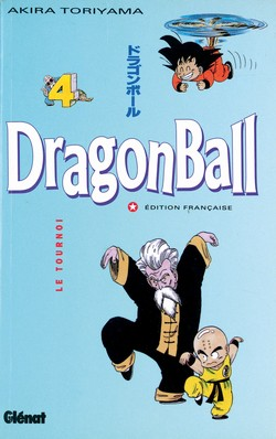 Dragon Ball tome 4 Le Tournoi